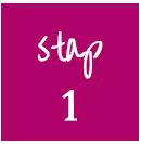 Stap 1 - Werkdruk verlagen