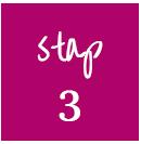 Stap 3 - Grenzen stellen en bewaken